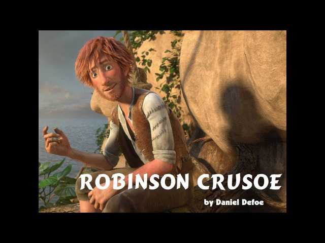 Learn English Through Story ★ Subtitles: Robinson Crusoe by Daniel Defoe