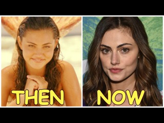 H2O: Just Add Water actors Then and Now