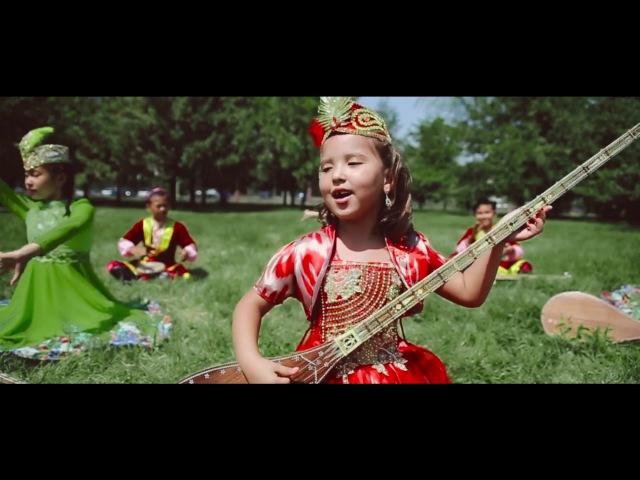 Диана Розахунова - Уйгур кизи - Казахстан