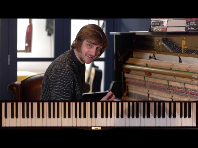 How to use the Blues Scale on Piano - Riff ideas from Paddy Milner
