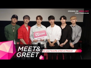 [Mwave Music Chart] Opening Messages from Artists