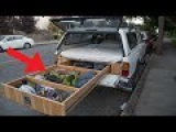 What This Guy Put In The Back Of His Truck Made Me So Jealous This Is Genius