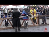 Russia St Petersburg Battle on the Neva Кубок Донжона 2017 1vs1 11fight Милосердова vs Славченко