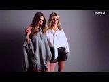 Making Of - MANGO Fall Winter 2015 - Kate Moss &amp Cara Delevingne - New Collection #SOMETHINGINCOMMON