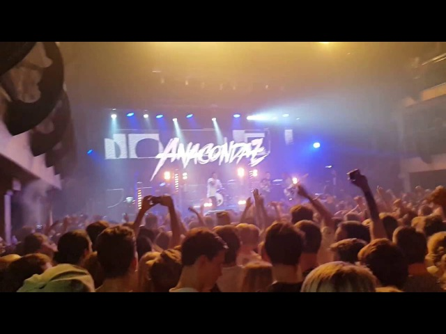 Anacondaz Семь миллиардов live in RED 23 09 2016