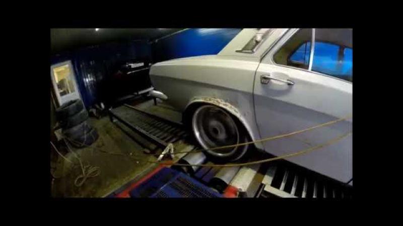 Pobeda Team Garage / Анонс новой части обзора 5 литровой ГАЗ 24 (ВолгаЗмзV8инжектор)