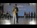Arjay Centeno Tatiana Mollman West Coast Swing Swingdiego