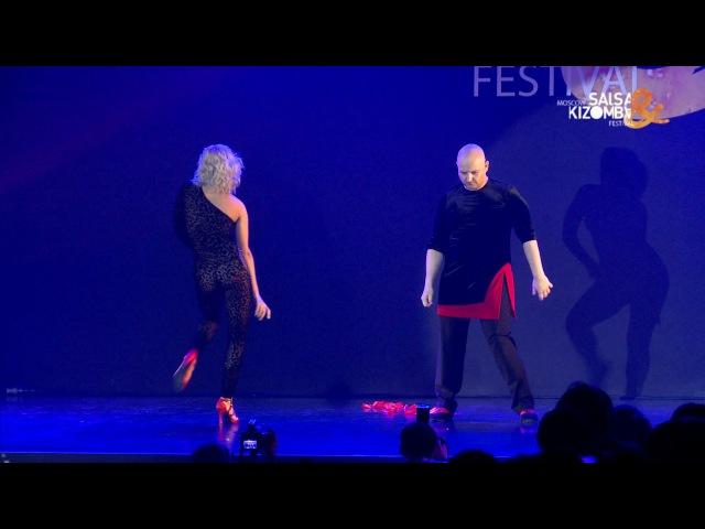 MSKFest 2017 - Aleksander Kostenko Olga Nagaytseva (Russia)