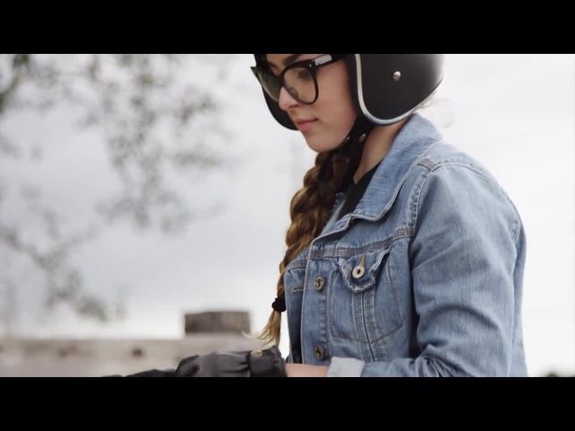 Girl on the IronHorse