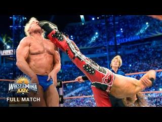 #My1 FULL MATCH  Shawn Michaels vs. Ric Flair - Career Threatening Match: WrestleMania XXIV