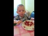 Дегустация торта