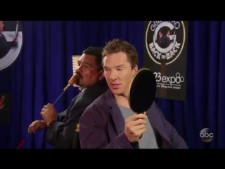 Jimmy Kimmel - Benedict Cumberbatch