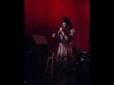 Lea Michele Talks New Album At Hotel Cafe