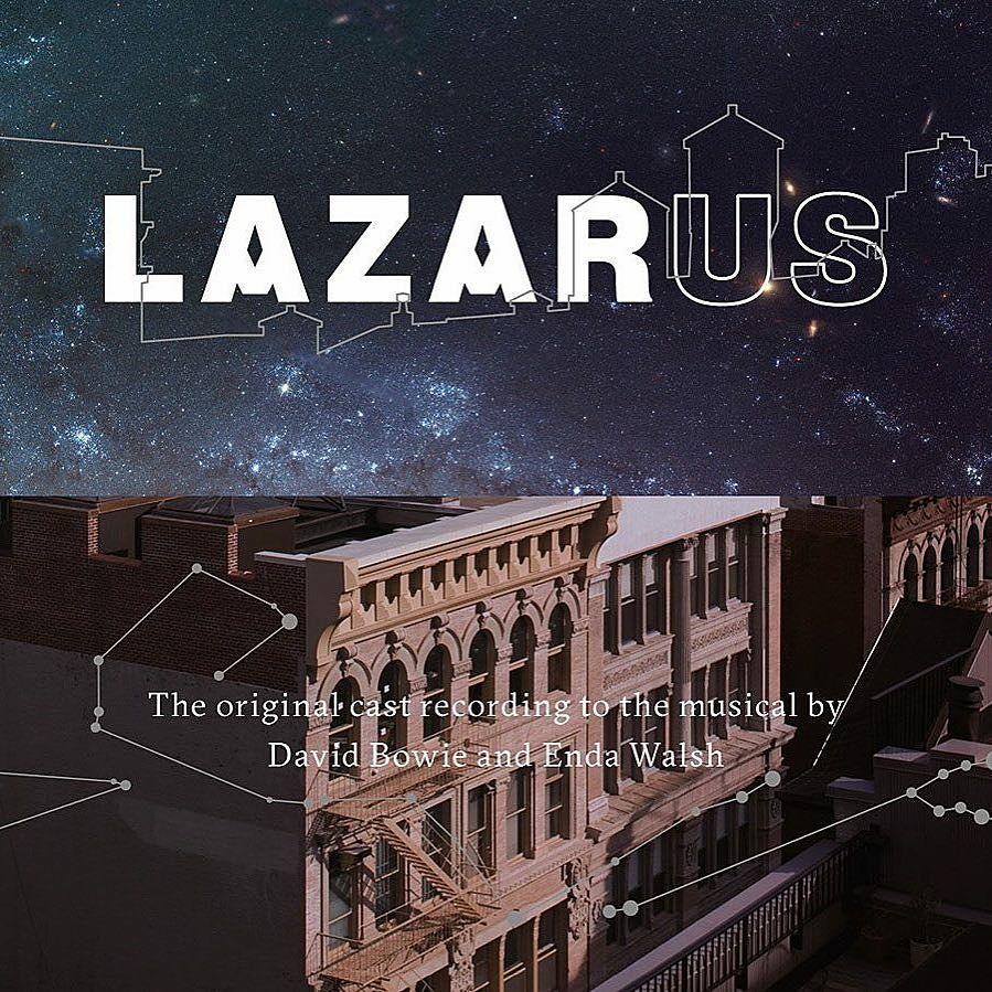 Последние записи Дэвида Боуи войдут в альбом «LazarusCastAlbum»