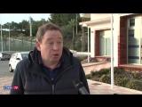 Эксклюзив CSKA TV_ интервью с Леонидом Слуцким