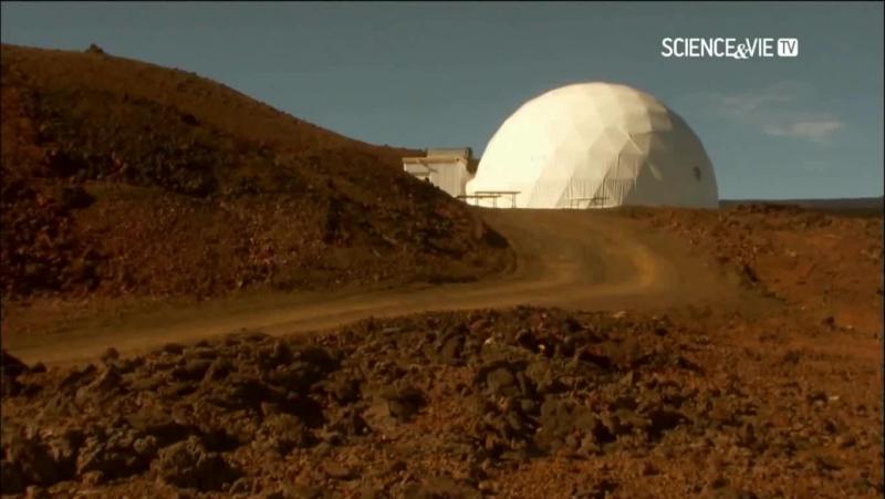 Uzayı Keşfediyoruz - Mars'ta Kolonileşme (La colonisation de Mars)
