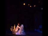 #Красивый #Танец со свечами в театре под мою песен... Купить свечи в Казани 01.09.2017