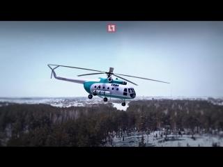 Крушение Ми-8 на Ямале глазами выжившего