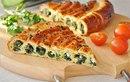 Пирог со шпинатом и сыром(очень вкусный пирог! )