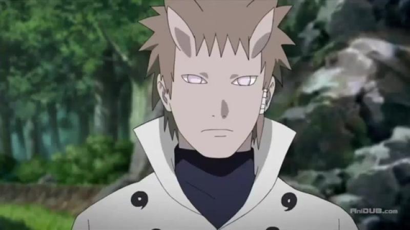 Момент из 461 серии аниме Наруто: Ураганные хроники / Naruto Shippuuden
