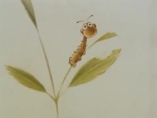 Гагарин — мультфильм студии Pilot[360p] (Супер мульт про нелегкую судьбу маленькой гусеницы.)