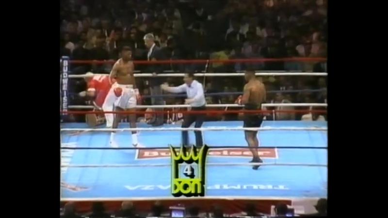 Mike Tyson_VS_1987-10-16 Tyrell Biggs