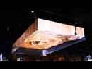 Огромная 3D иллюзия в одном из баров Лас Вегаса