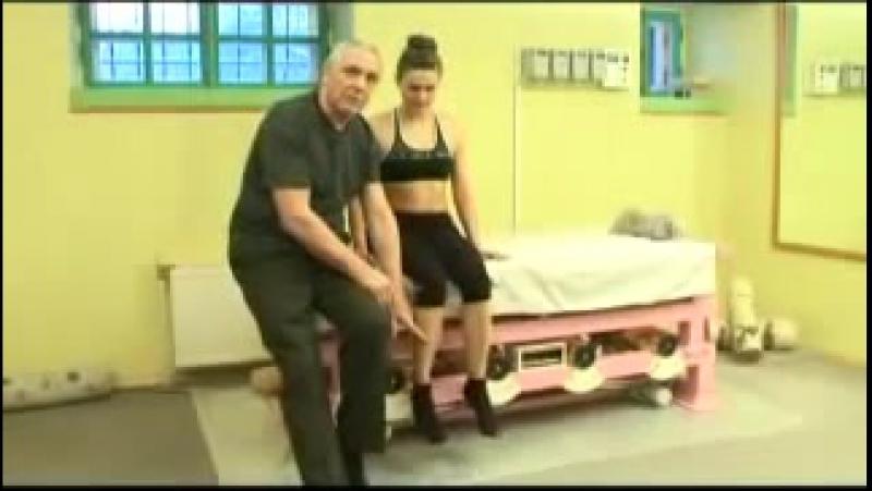 Супер упражнение при сильных болях в коленных суставах по 2 минуты в день
