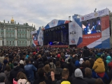 Концерт к юбилею Виктора Цоя на Дворцовой. Прямая трансляция