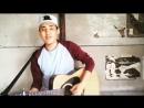 Даулет Болатов - твои карие глаза на гитаре