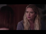 Deleted scene Hanna and Ashley 7x17