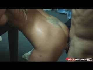 Diamond Foxxx Lisa Ann Nikki Benz HD 1080, All Sex, Big Tits, MILF, Lesbian, Uniform, Porn 2014 [720]