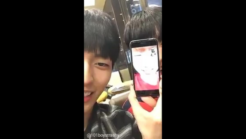 Insta live with Hyeon Woo