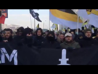 Русский марш 2014 (Гей Парад)