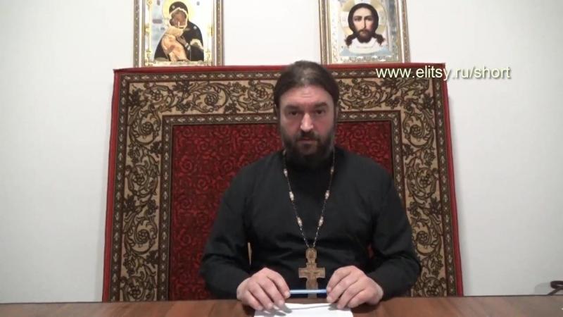346. В каком возрасте Богородица родила Христа Протоиерей Андрей Ткачев - 2017