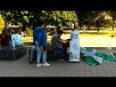 25.06.2017 - Мурка на клавишах у Публичной Библиотеки Ростов-на-Дону, Пушкинская