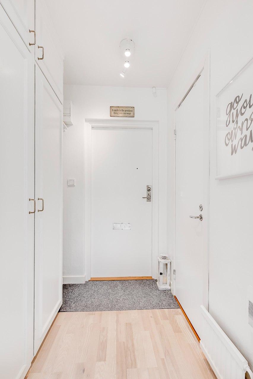 Маленькая квартира-студия 18 м.
