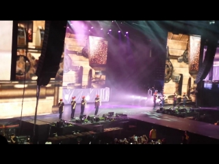 [FANCAM] 160214 EXOPLANET 2 - The EXO'luXion in Los Angeles @ EXO - Peter Pan