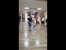 Сальса в  Брянске.  Школа танцев ARMENYCASA. Илья и Люба