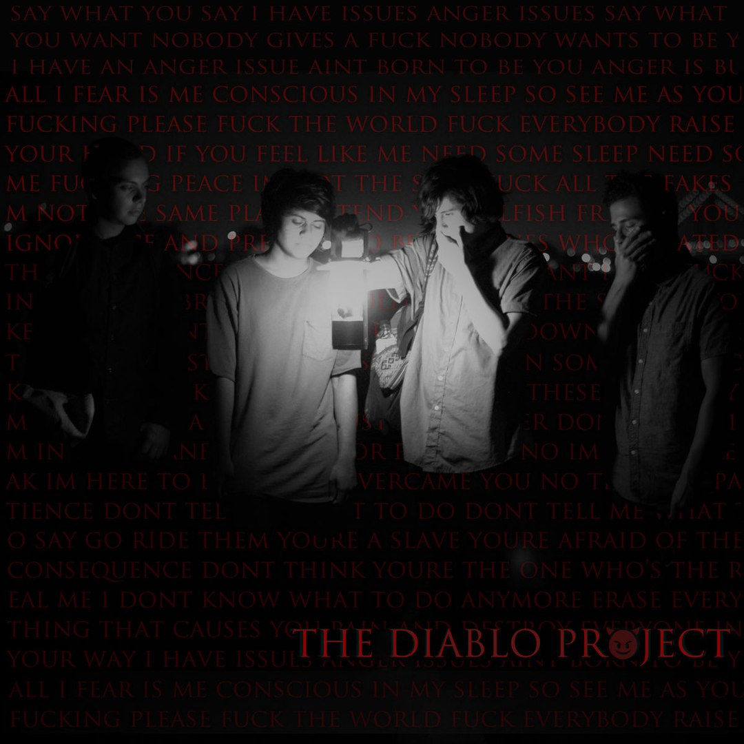 Zoume - The Diablo Project [EP] (2017)