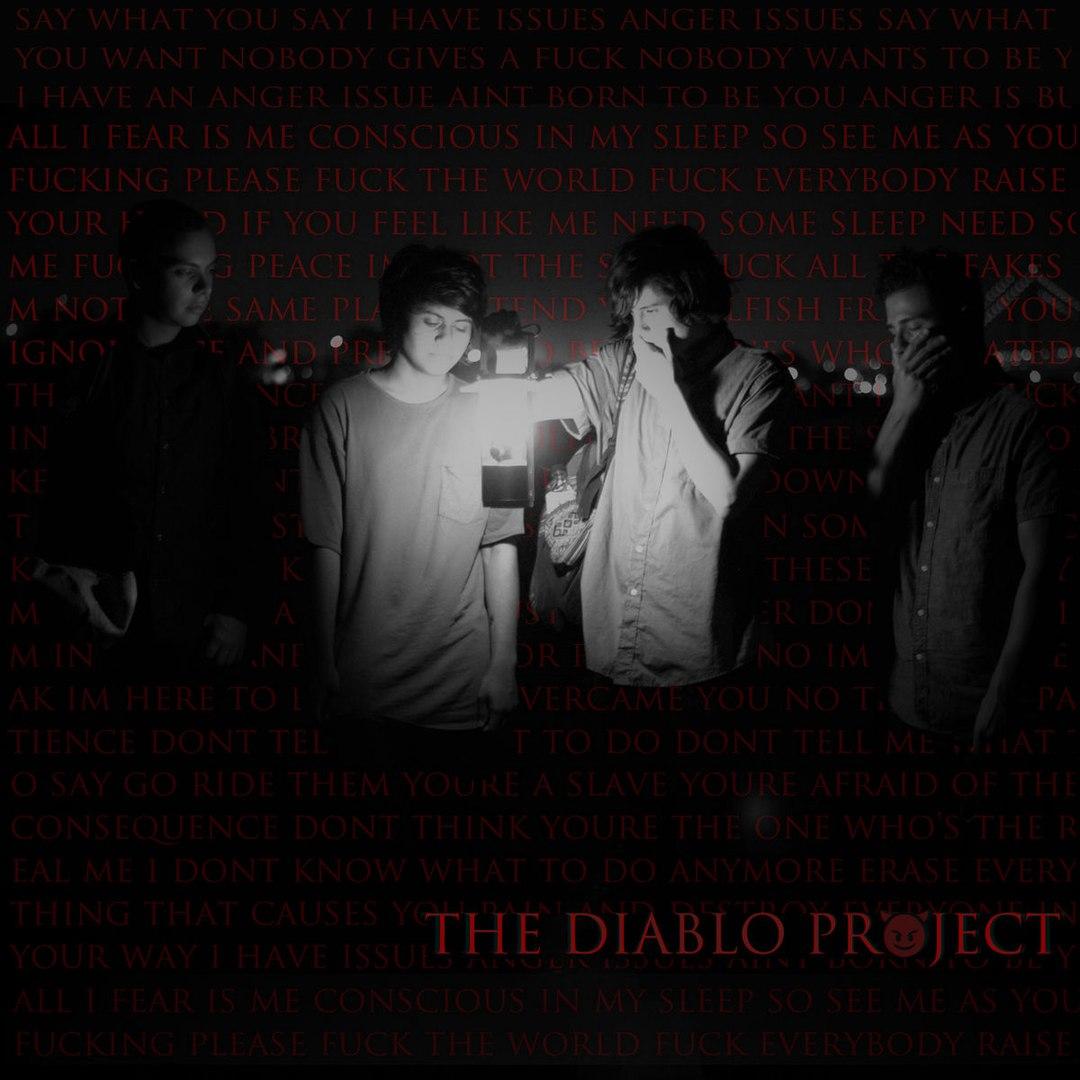 Zoume - The Diablo Project [EP] (2017)
