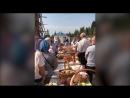 Праздник Преображения Господня Яблочный Спас в храме Покрова Пресвятой Богородицы в Сивково