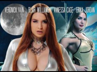 Escape From Pleasure Planet  -Terrance Ryker 2016-Blair Williams, Vanessa Cage, Veronica Vain