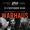 Warhaus (BE) | 23.09 | The Place