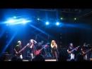 выступление щкола рока среднеуральск.на дн города екб.концерт холл свобода