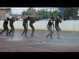 выступление КВПК Ватага на казачьих играх 11.06.17