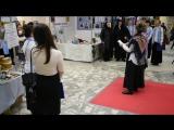 Приходской любительский хор нашего храма на выставке-ярмарке Мир и Клир