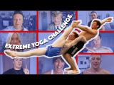 Extreme Yoga Challenge with Nile Wilson  Tom Daley