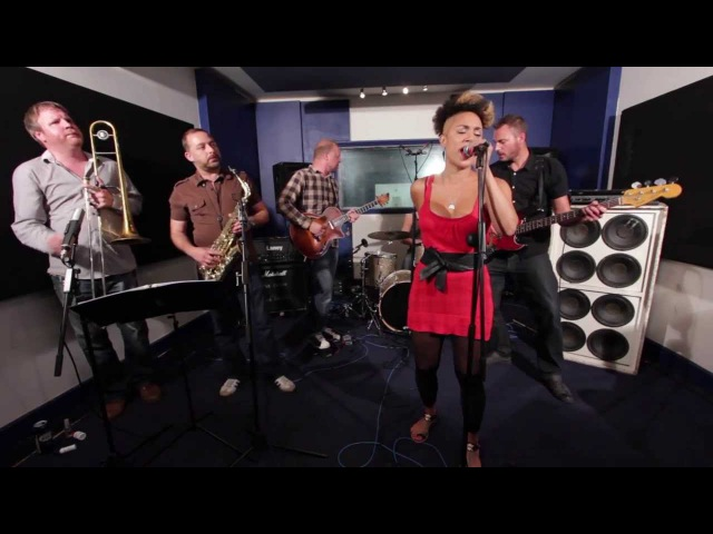 THE BOOM YEH - FIRE (jimi hendrix cover) feat AINA ROXX