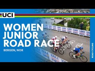 2017 UCI Road World Championships - Bergen (NOR) / Women's Junior Road Race